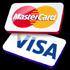 Visa,MasterCard